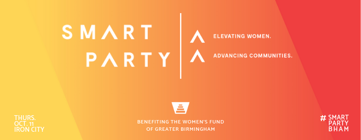 Smart Party 7.0 benefiting The Women's Fund of Greater Birmingham